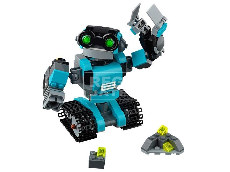 kép nagyítása LEGO® Creator Robot felfedező 31062
