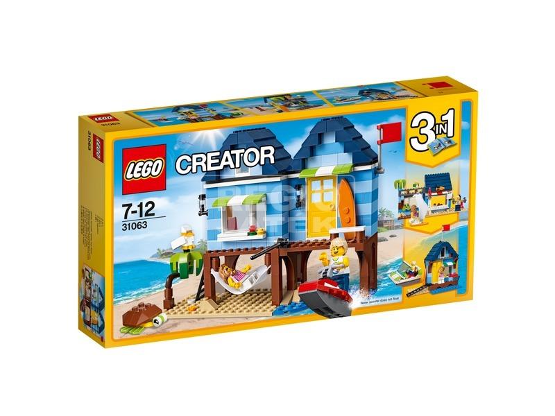 LEGO Creator Tengerparti vakáció 31063