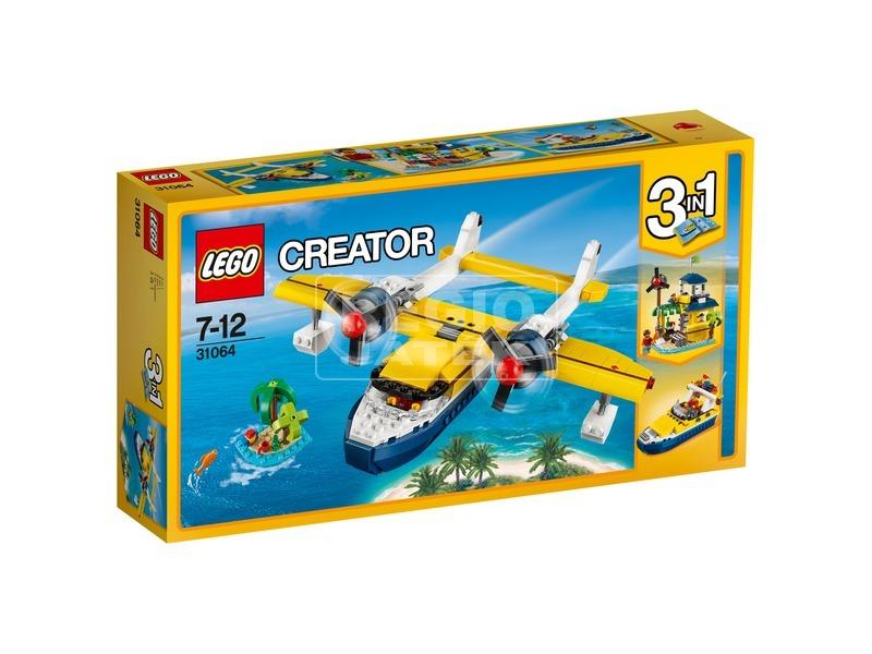 LEGO® Creator Repülés a sziget felett 31064