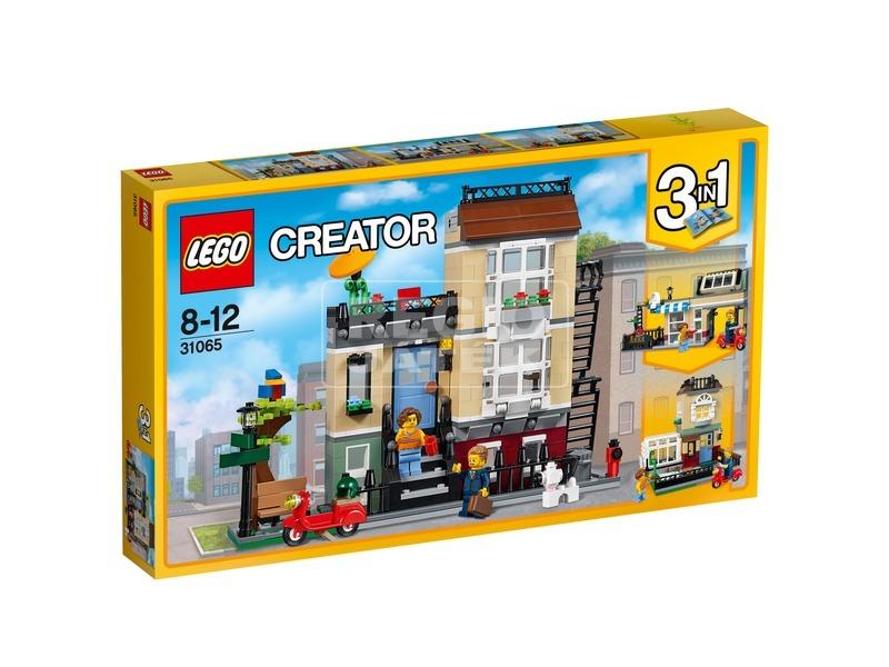 LEGO Creator Kertvárosi villa 31065