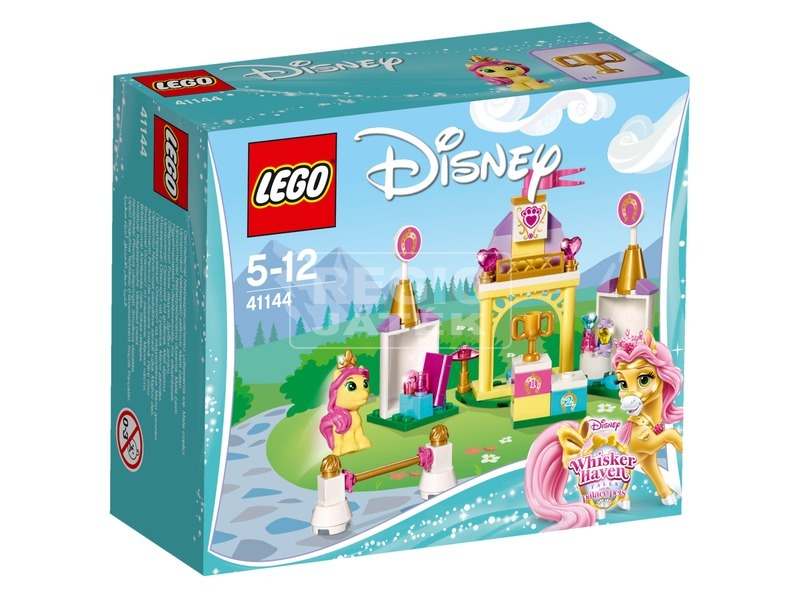 LEGO Disney Princess Pöti királyi lovardája 41144