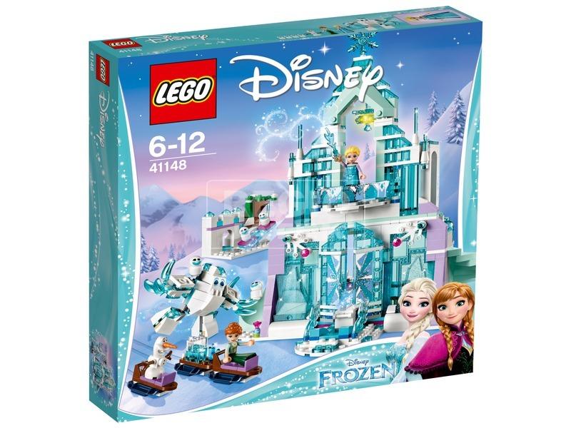 LEGO® Disney Princess Elsa varázsos palotája 41148