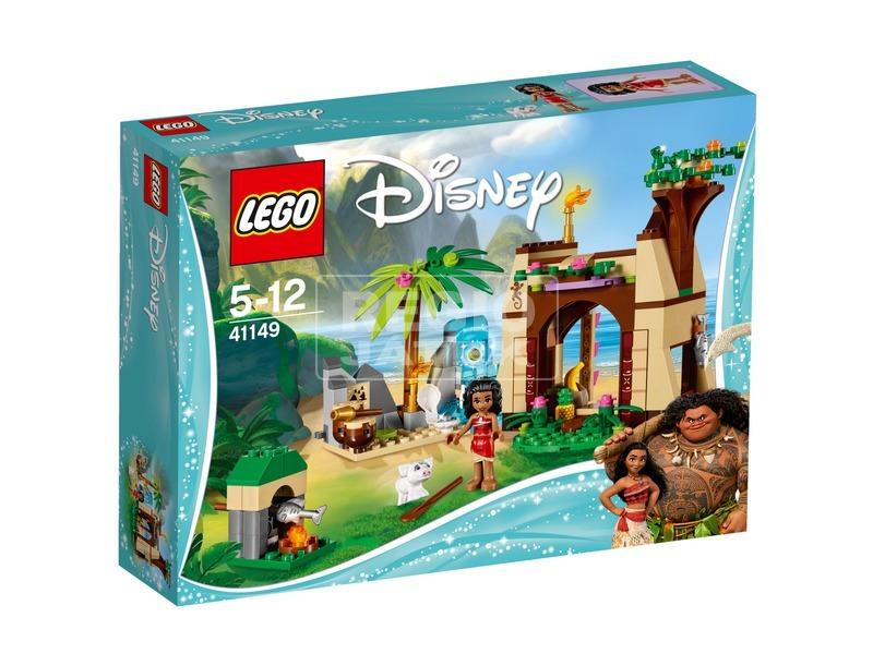 LEGO Disney Princess Vaiana szigeti kalandja 41149