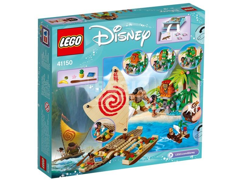 kép nagyítása LEGO® Disney Princess Vaiana óceáni utazása 41150