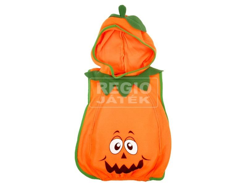 Halloween tök jelmez - 92-104-es méret