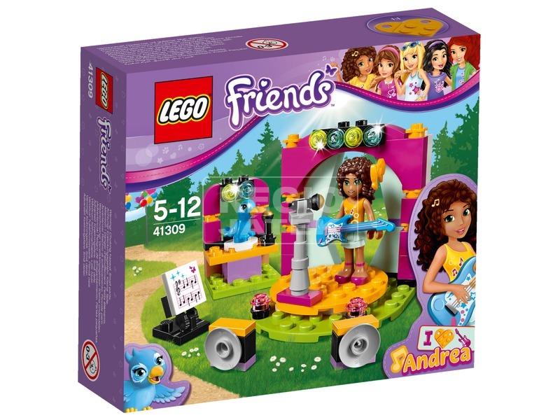 LEGO Friends Andrea zenés duója 41309