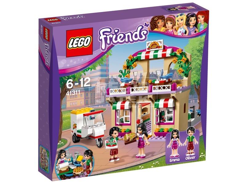 LEGO Friends Heartlake Pizzéria 41311