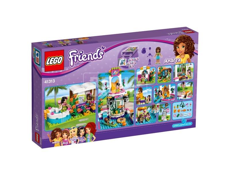 kép nagyítása LEGO® Friends Heartlake Élményfürdő 41313