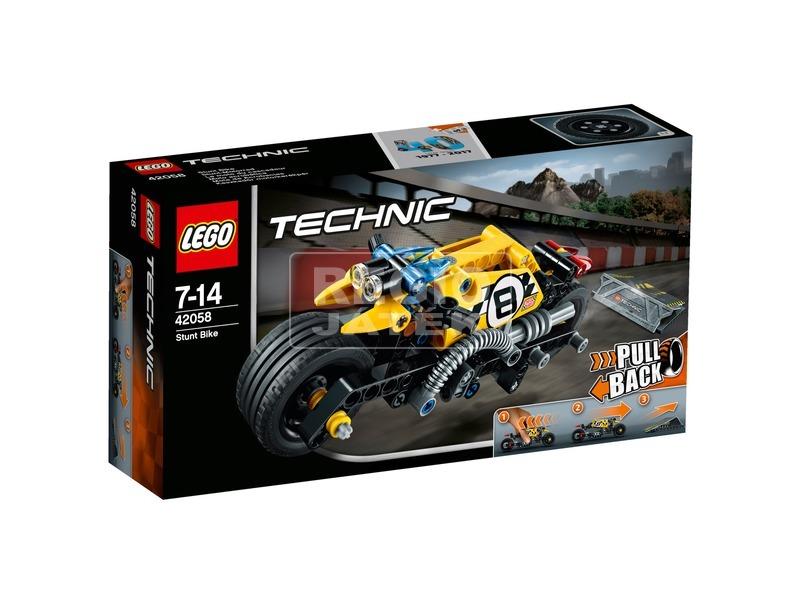 LEGO® Technic Kaszkadőr motor 42058