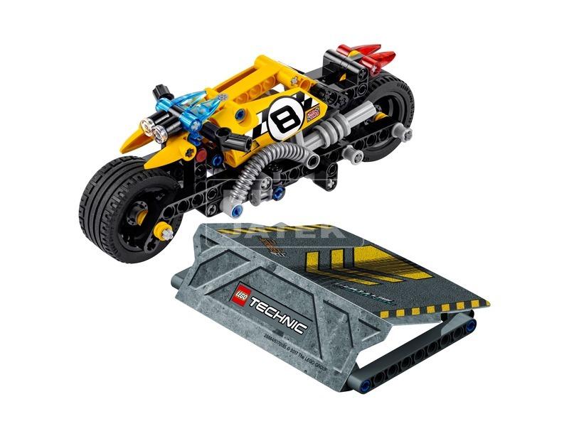 kép nagyítása LEGO® Technic Kaszkadőr motor 42058