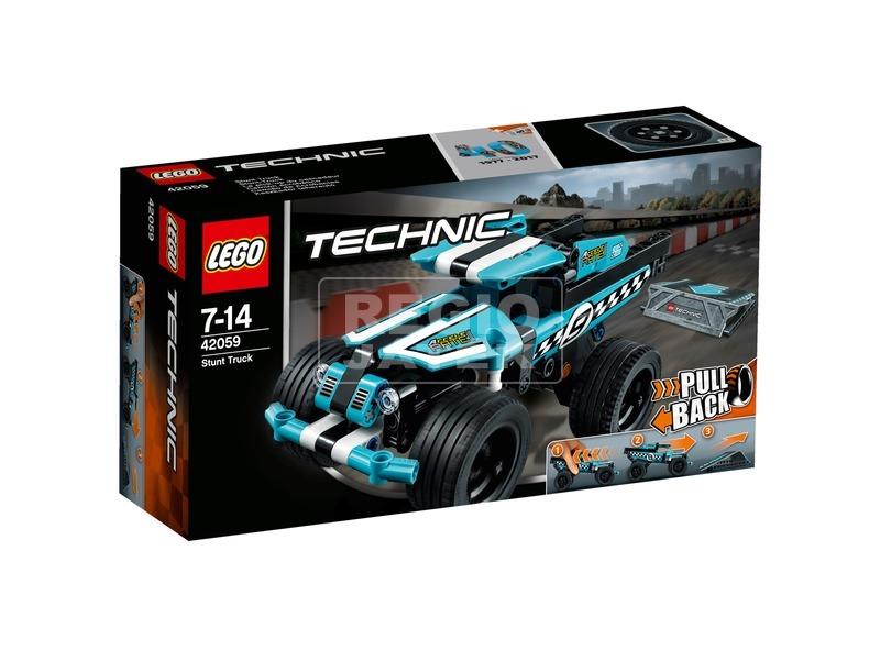 LEGO® Technic Kaszkadőr járgány 42059