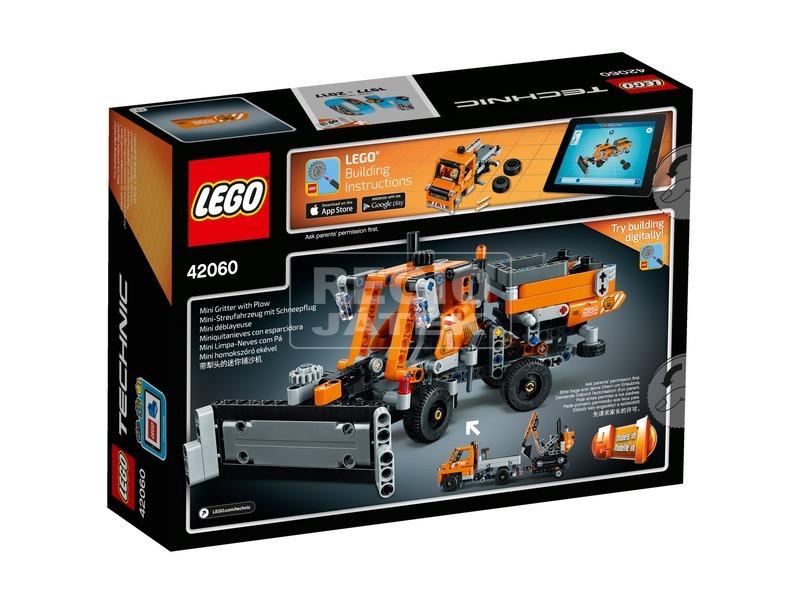 kép nagyítása LEGO® Technic Útépítő gépek 42060