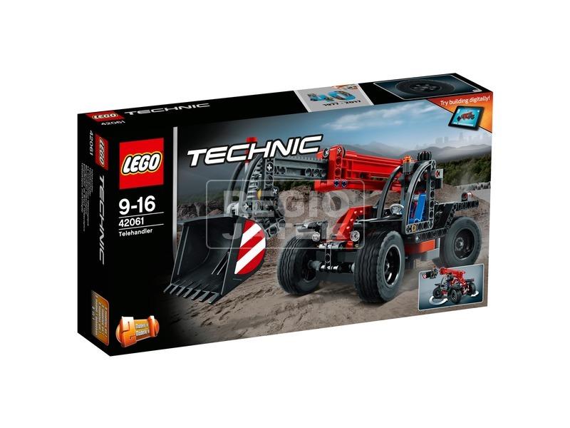 LEGO Technic Teleszkópos markológép 42061