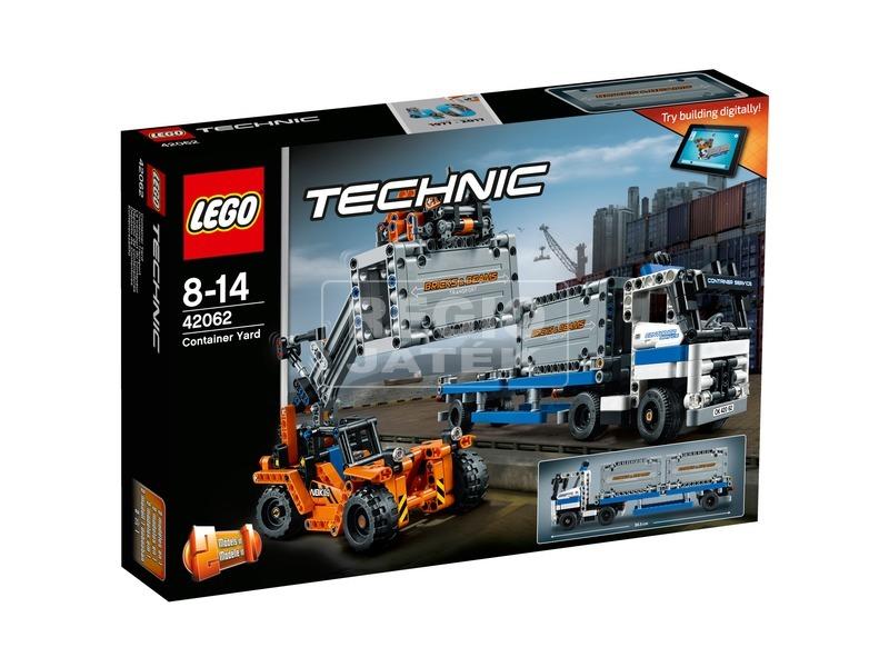 LEGO Technic Konténerszállító 42062