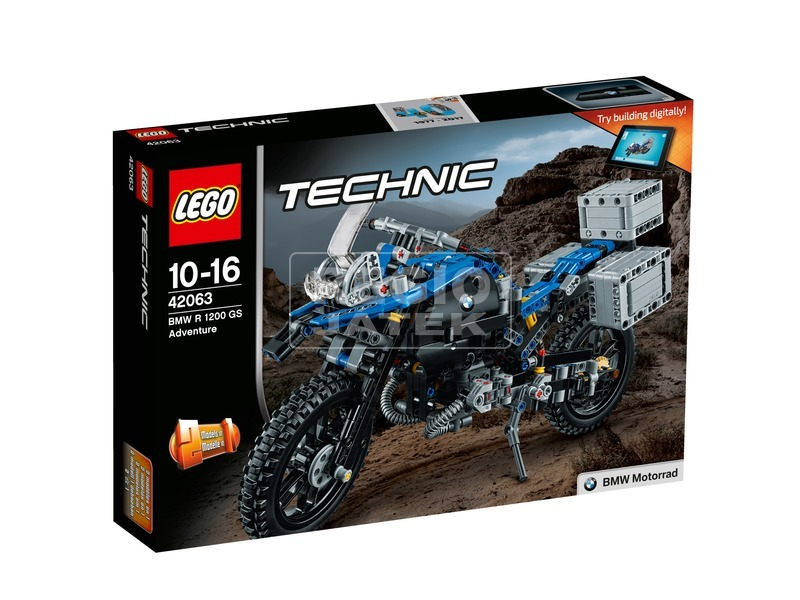 LEGO® Technic BMW R 1200 GS Adventure 42063