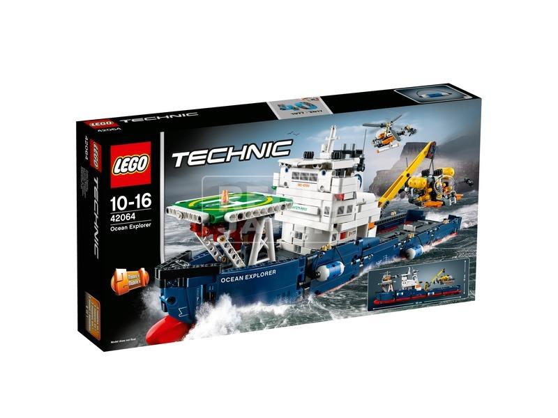 LEGO Technic Óceánkutató hajó 42064