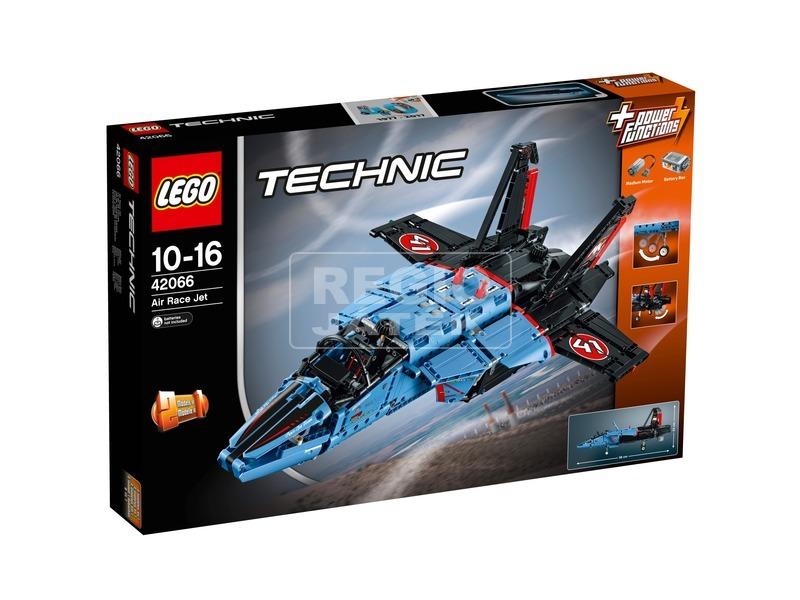 LEGO Technic Versenyrepülő 42066