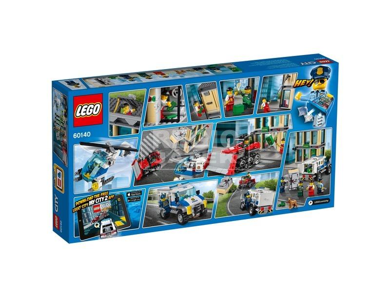 kép nagyítása LEGO® City Buldózeres betörés 60140