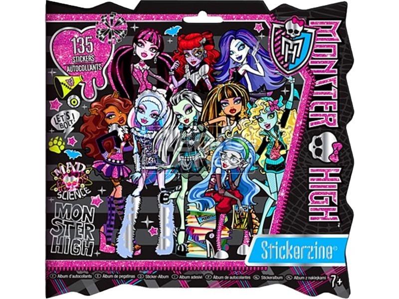 Monster High matrica album