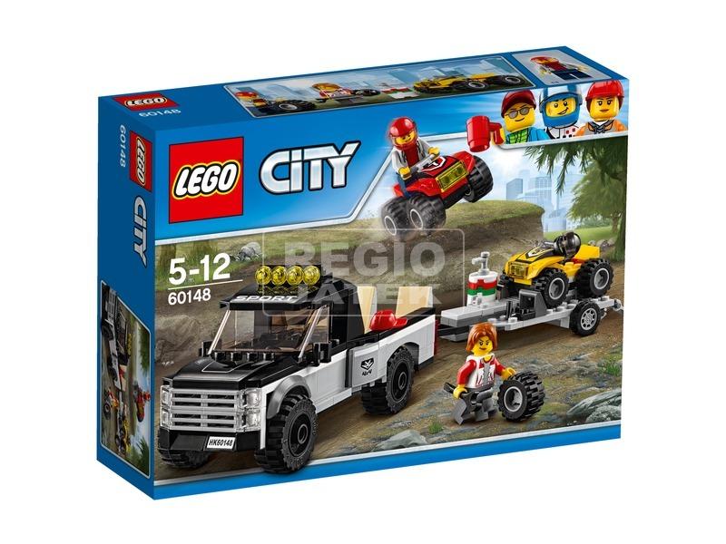 LEGO® City ATV versenycsapat 60148