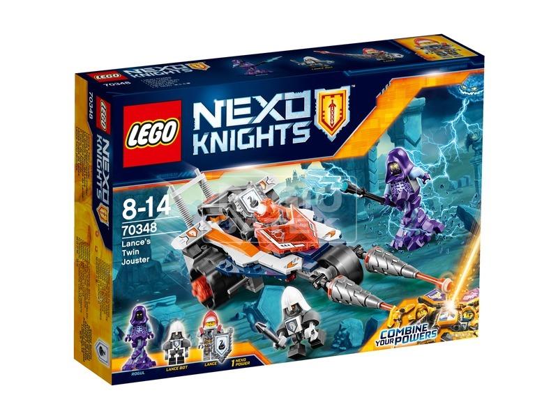 LEGO Nexo Knights Lance harci járműve 70348