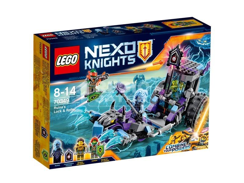 LEGO Nexo Knights Ruina Lock & Rollere 70349