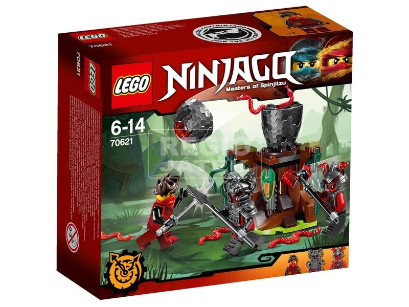 LEGO NINJAGO Vermillion támadása 70621