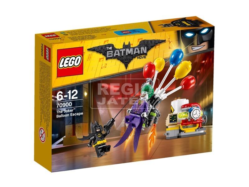 LEGO Batman Movie Joker ballonos szökése 70900