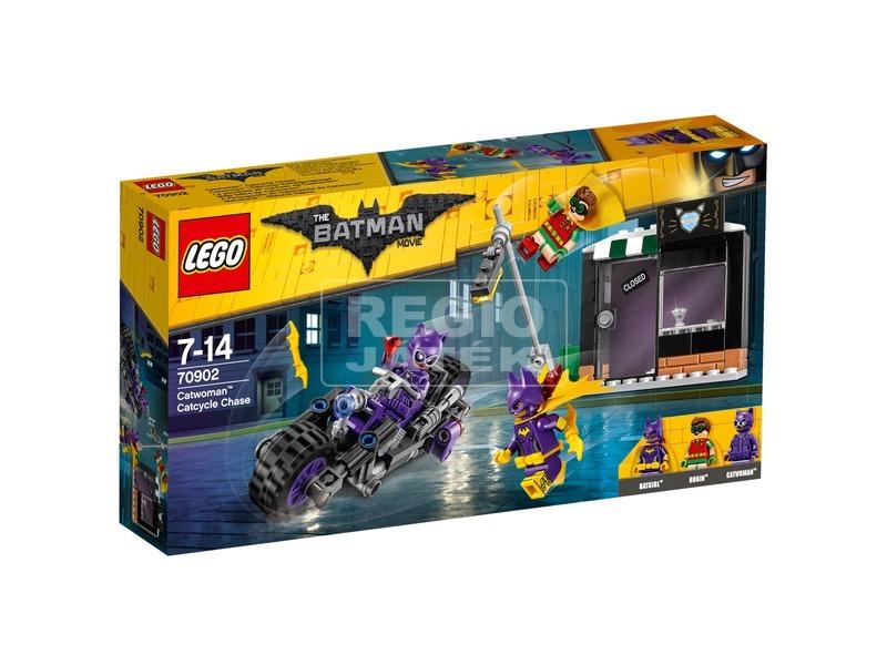LEGO Batman Movie Macskanő - Motoros hajsza 70902