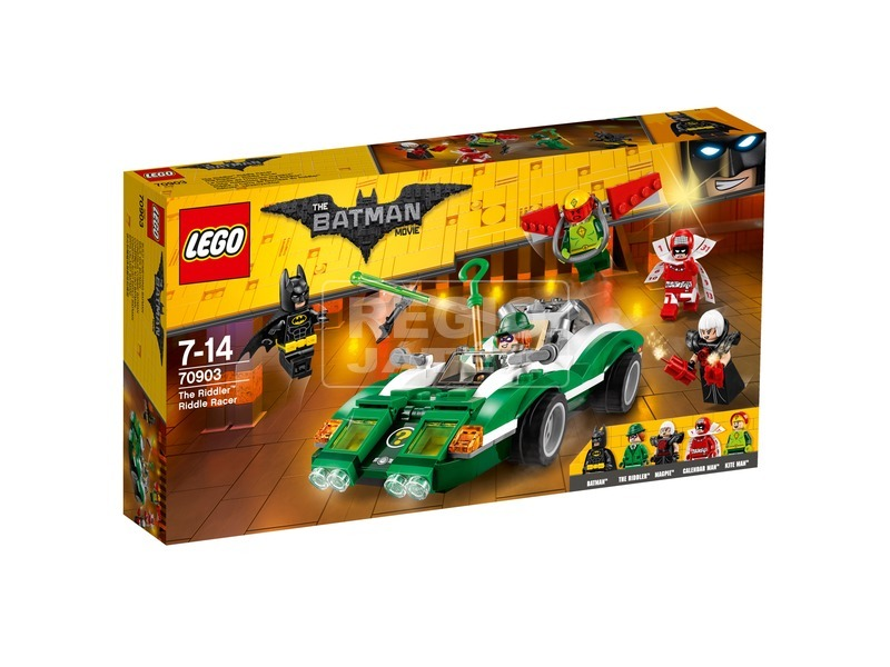 LEGO Batman Movie Rébusz versenyautója 70903