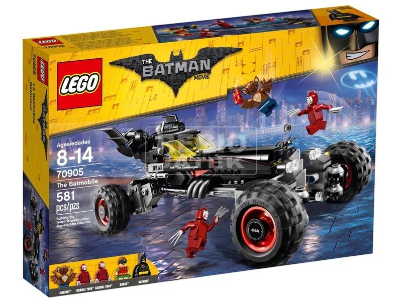 LEGO Batman Movie Batmobil 70905