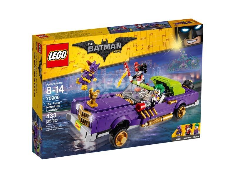 LEGO Batman Movie Joker gengszter autója 70906
