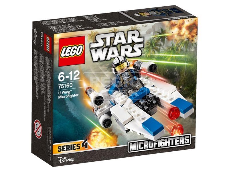 LEGO Star Wars U-szárnyú Microfighter 75160