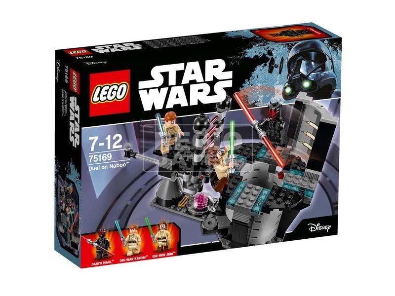LEGO® Star Wars Párbaj a Naboo-n 75169
