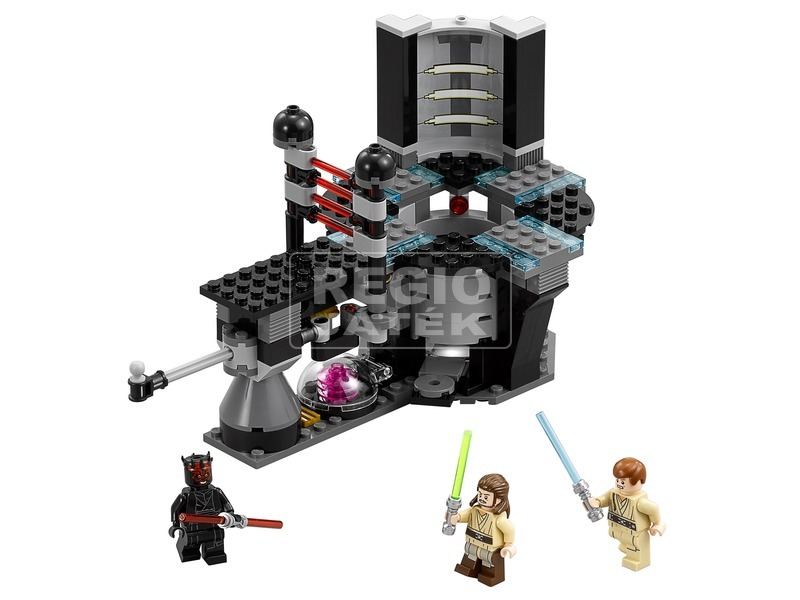kép nagyítása LEGO® Star Wars Párbaj a Naboo-n 75169