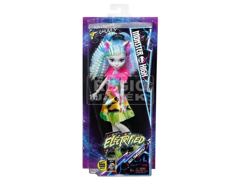 Monster High: Sokkolódva baba - 29 cm, többféle