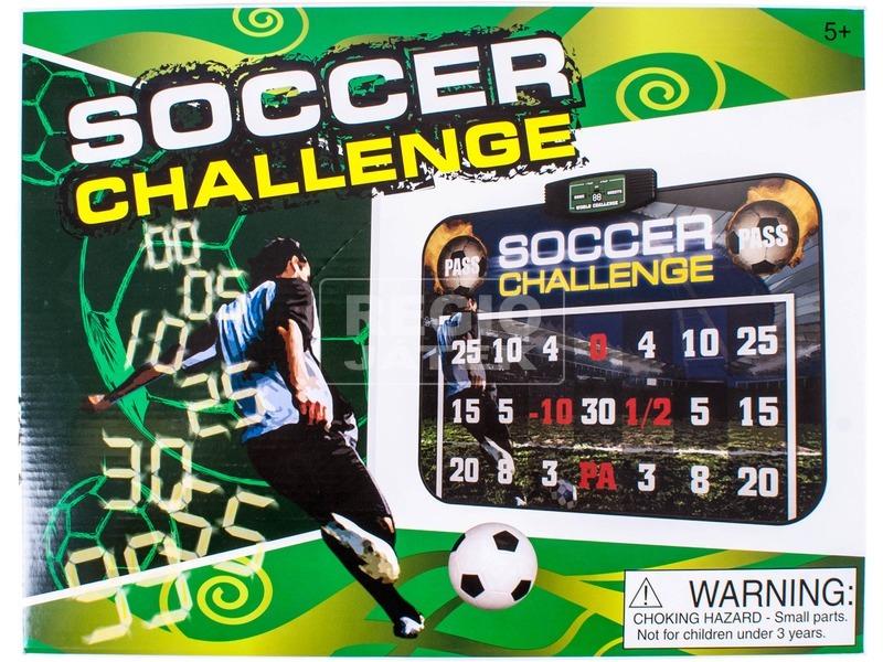 Soccer Challenge elemes focikapu