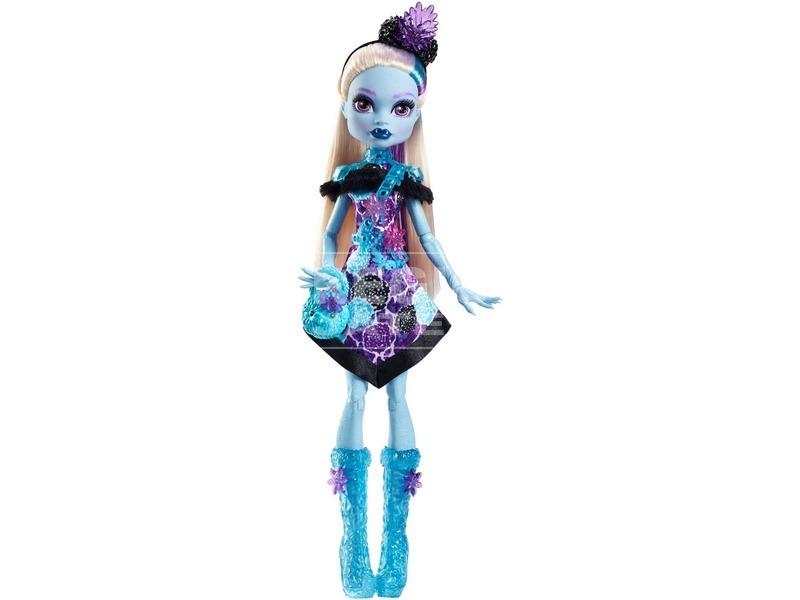 Monster High parti baba - 29 cm, többféle