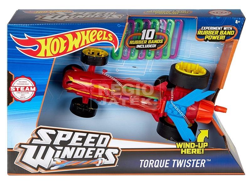 Hot Wheels Speed Winders mega kisautó - többféle