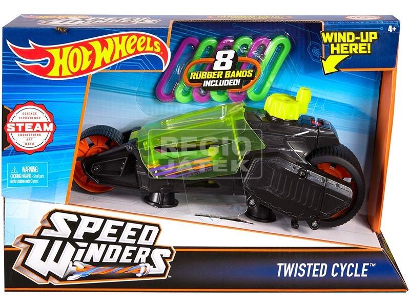 Hot Wheels Speed Winders kismotor - többféle