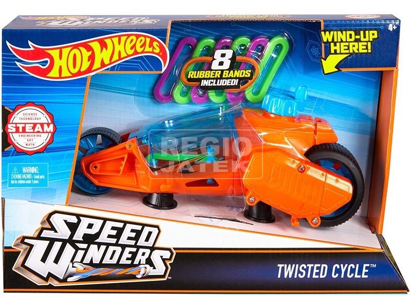 kép nagyítása Hot Wheels Speed Winders kismotor - többféle