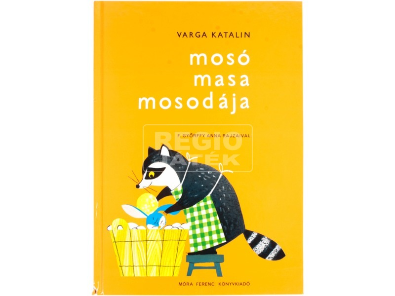 MOSÓ MASA MOSODÁJA - könyv gyermekeknek