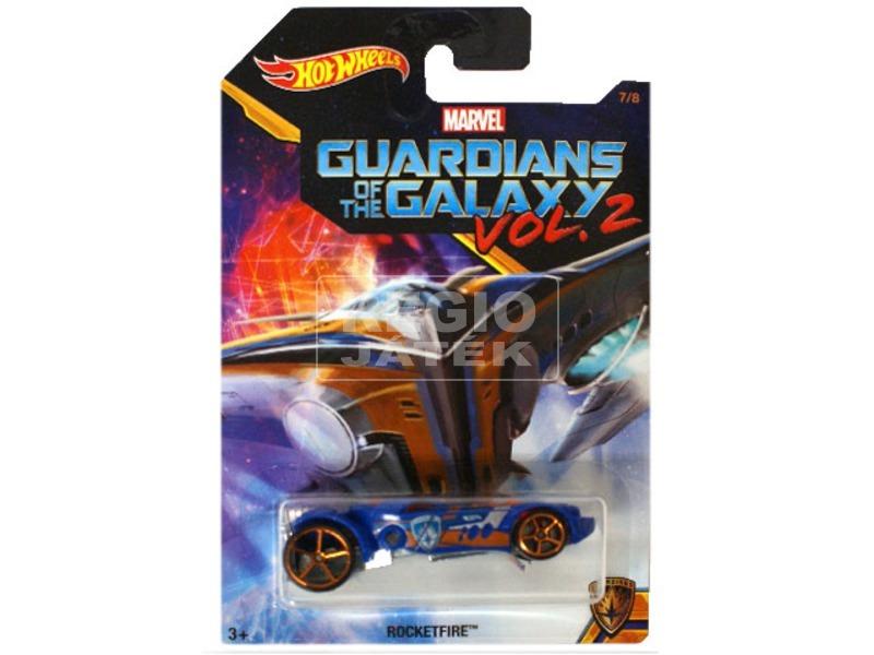 Hot Wheels a Galaxis őrzői 2 kisautó - többféle