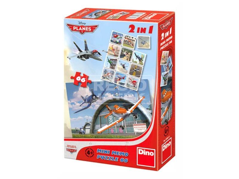 Repcsik 66 darabos puzzle és memóriajáték