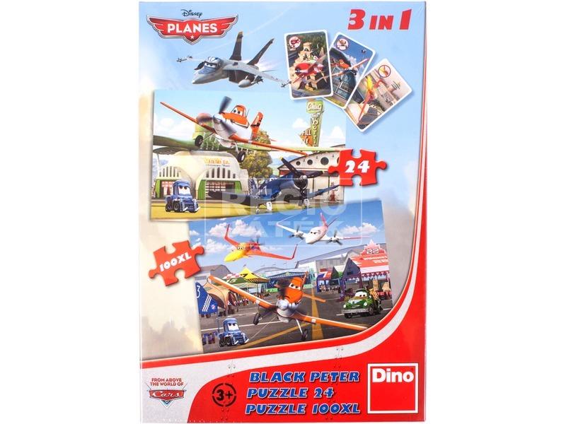 Repcsik 3 az 1-ben puzzle