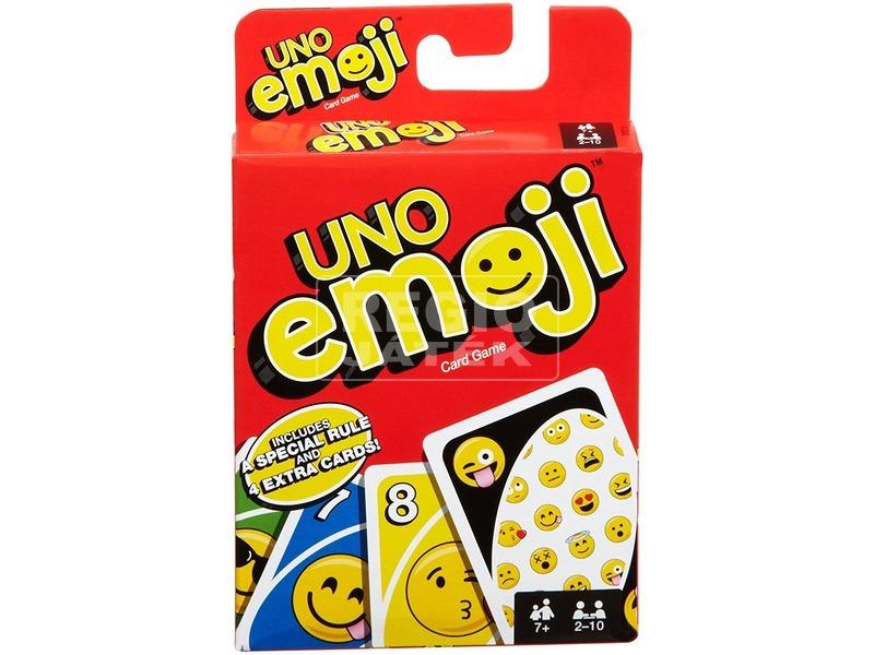 Emoji UNO kártyajáték