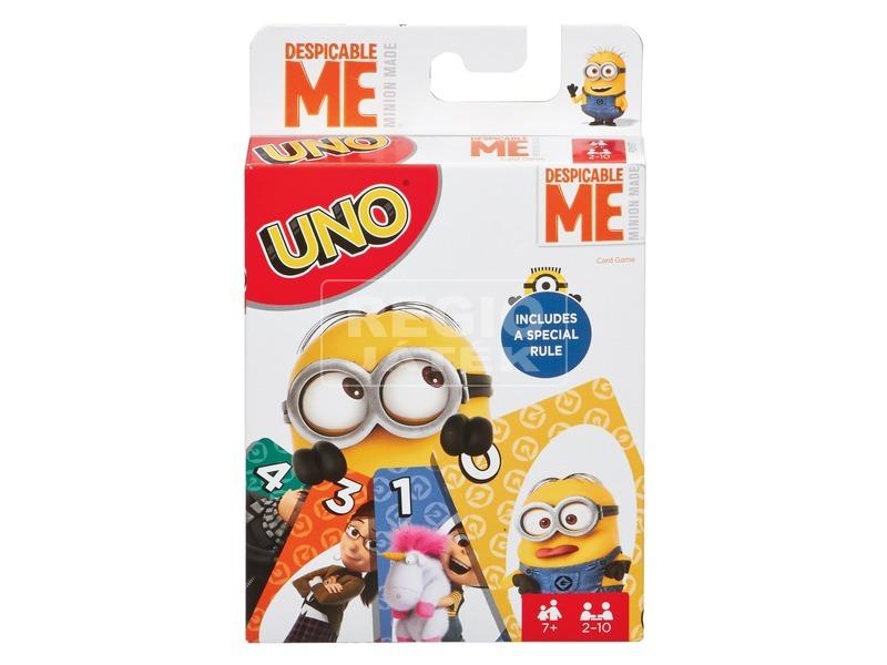 Gru 3 UNO kártyajáték