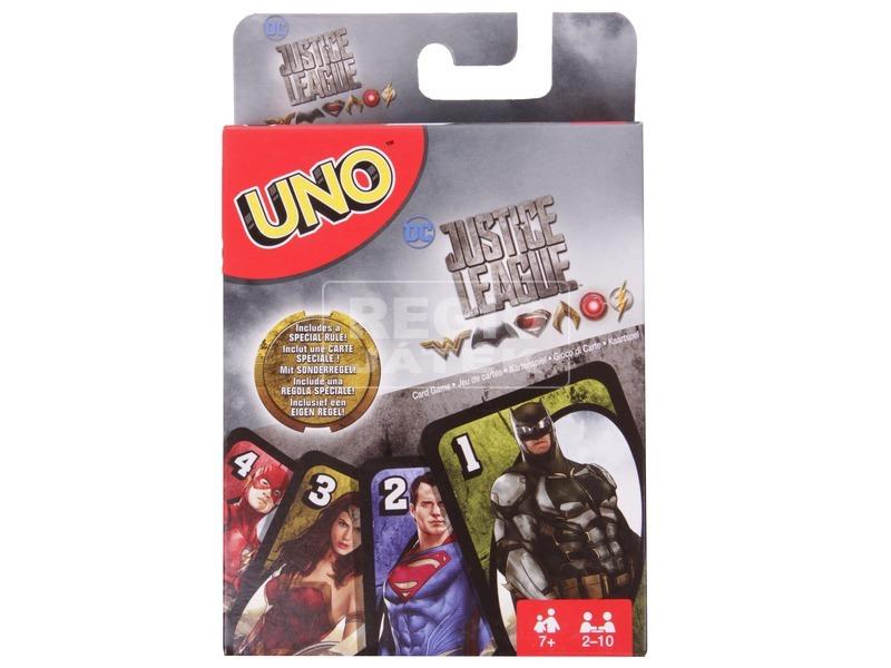 Az Igazság ligája UNO kártyajáték