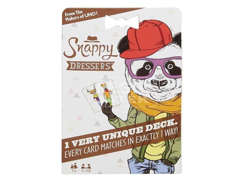 kép nagyítása Snappy Dressers kártyajáték - többféle