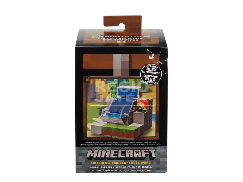 Minecraft játékkészlet - többféle